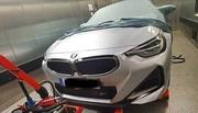 Serait-ce la nouvelle BMW Série 2 Coupé ?