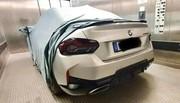 BMW Série 2 coupé G42 (2021) : déjà les premières images