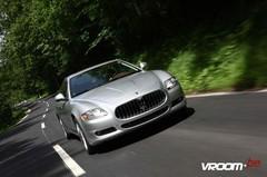 Maserati Quattroporte : La flamme se ravive