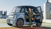 Tous les prix de la Citroën Ami électrique dévoilés