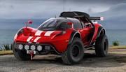 SCG Mini Boot : Un croisement entre une voiture de sport et une bête de rallye