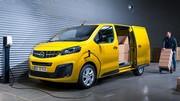 Opel Vivaro-e, bonne batterie donc bonne autonomie