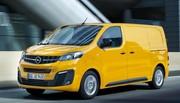 Opel Vivaro-e : jusqu'à 330 km d'autonomie pour ce nouvel utilitaire 100% électrique