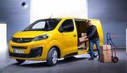 Opel Vivaro-e : l'utilitaire tout-électrique