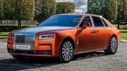 La future Rolls-Royce Ghost imaginée sans camouflage