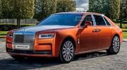 La Rolls-Royce Ghost pourrait ressembler à ça