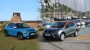 Citroën C3 Aircross vs Seat Arona : deux gros clients
