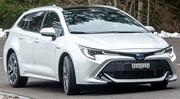 Essai Toyota Corolla Touring Sports : Un système vous manque, et tout est dépeuplé
