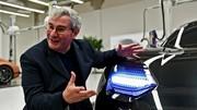 Luc Donckerwolke, père de la Lamborghini Gallardo, quitte le groupe Hyundai