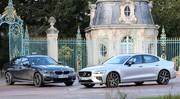 Essai BMW 330e vs Volvo S60 T8 Polestar : l'hybride peut-il être sportif ?