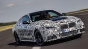 BMW : la nouvelle Série 4 en approche