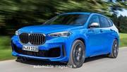 Notre première image du futur BMW X1 2021