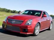 Cadillac CTS-V : performances et tarifs