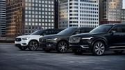 Volvo lance le concept « Volvo vient à vous » pour commander en ligne