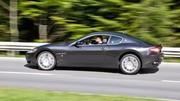 Essai Maserati GranTurismo: la diva de l'asphalte
