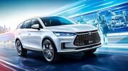 La voiture électrique chinoise débarque doucement en Europe