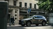 Mazda CX-5 : rafraîchissement et améliorations