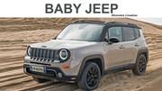 Jeep veut lancer un mini-Renegade en 2022