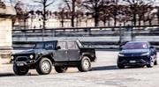 Essai : Le SUV Lamborghini Urus face au LM002