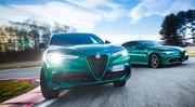 Alfa Romeo Stelvio et Giulia Quadrifoglio : mieux équipés pour 2020 !
