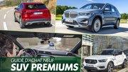 Guide d'achat SUV premiums : quel modèle compact choisir ?