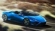 Lamborghini Huracán EVO RWD Spyder : au soleil