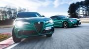 Alfa Romeo Giulia et Stelvio QV MY20 : coup double