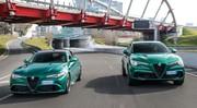 Alfa Romeo rafraîchit les Giulia et Stelvio Quadrifoglio