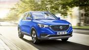 MG ZS EV 2020 Brandstore Paris : Le SUV électrique à partir de 29 990 €