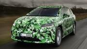 Skoda Enyaq : Premières photos du futur SUV électrique