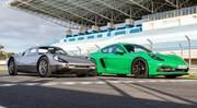 Porsche fête les 56 ans de ses GTS