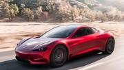 Tesla roadster : pour plus tard