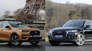 DS-7 Crossback vs Audi Q5 : le premium français sans complexe face à l'allemand