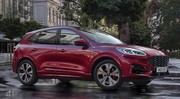Essai Ford Kuga Plug-in Hybrid : L'embarras du choix