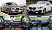 BMW Série 1 vs Mercedes Classe A : on refait le match avec nos mesures