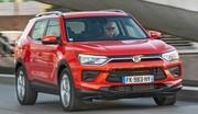 Notre essai et nos mesures du SsangYong Korando 1.6 diesel auto