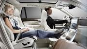 Volvo : un inédit XC100, en électrique ?
