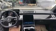 La nouvelle Mercedes Classe S se dévoile avant l'heure