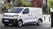 Citroën e-Jumpy, l'utilitaire Jumpy électrifié