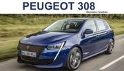 Peugeot 308 : la nouvelle génération arrive en 2021