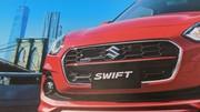 Suzuki Swift 2020 : un restylage à l'approche