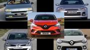 Renault Clio, l'intégrale : championne de France