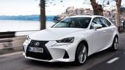 La nouvelle Lexus IS présentée dès cet été ?