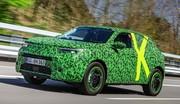 Futur Opel Mokka : nouvelles images