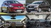 Faut-il acheter une Dacia Sandero neuve ou une Renault Clio d'occasion ?
