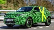 Opel Mokka, lui aussi sera bientôt électrifié