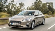 Ford Focus et Fiesta : l'hybridation légère arrive au catalogue