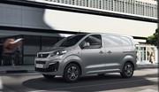 Peugeot e-Expert : les utilitaires aussi en électrique !