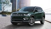 Jeep Compass : nouveaux moteurs et châssis retravaillé pour le millésime 2020