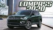 Jeep Compass : cette fois, il est conçu et construit par les Européens